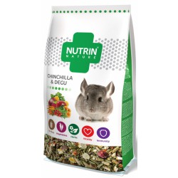 NUTRIN NATURE CHINCHILLA &...