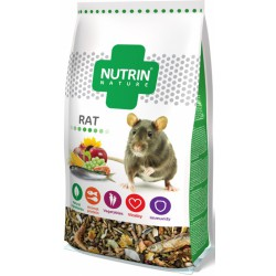 NUTRIN NATURE RAT szczur 750g